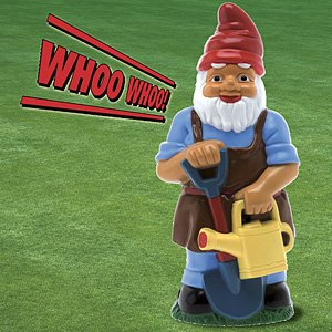 Whistling Gnome
