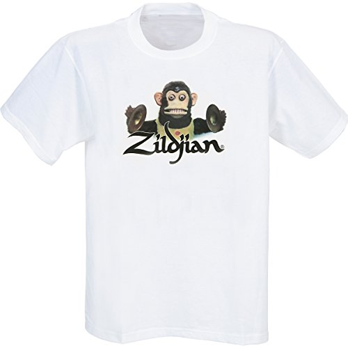 Cheapest Price! Zildjian Monkey T-Shirt - Medium