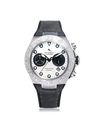Strumento Marino Men's Black/White SM111L/SS/BN/NR Watch