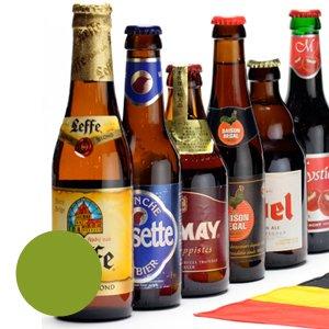 初めてのベルギービールセット~まんぞく6スタイル 6本セット