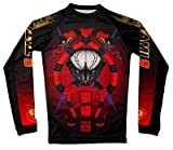 Tatami Honey Badger V3 Rash Guard BJJ Rash Guard short sleeve MMA Rashguard