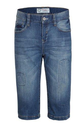 s.Oliver Jungen Jeans 61.404.72.2310, Einfarbig, Gr. 176, Blau (blue denim stretch)
