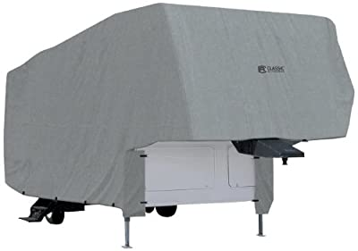Classic Accessories Overdrive PolyPro I Cover for 5th Wheel Trailers