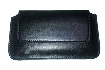 Micromax A47 Bolt Carry Case Horizontal Pouch Flip Flap Cover Magnetic available at Amazon for Rs.229