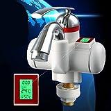 BIAN- Digital Electric Water Heaters Faucet Cold hot dual-purpose Intelligence display screen