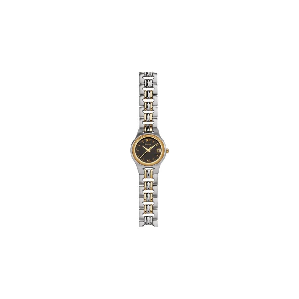 bulova watches 18k gold 95g08 bulova on popscreen