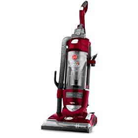 Hoover Pet Cyclonic Upright Bagless Vacuum, Uh70085