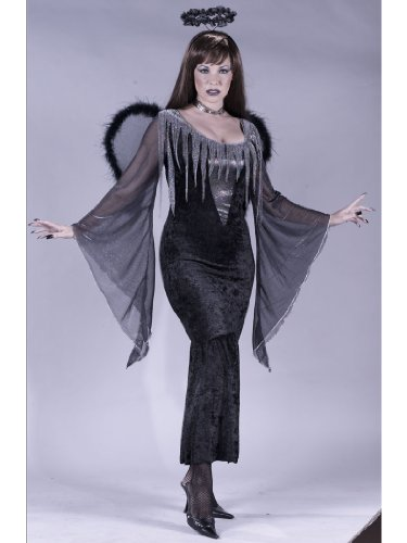 Fallen Angel Dark Fairy Gothic Costume