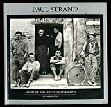 img - for Paul Strand (Aperture Masters of Photography Series, Number One) book / textbook / text book