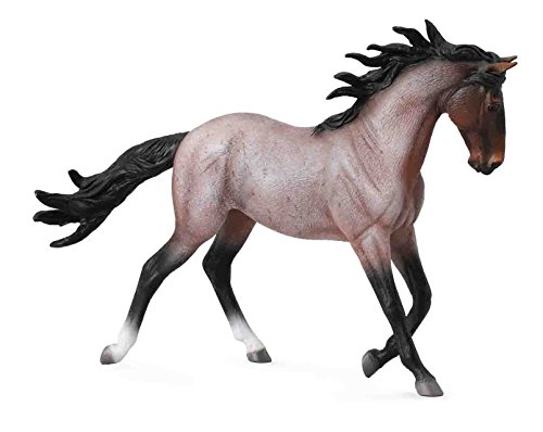 CollectA Mustang Mare, Bay Roan