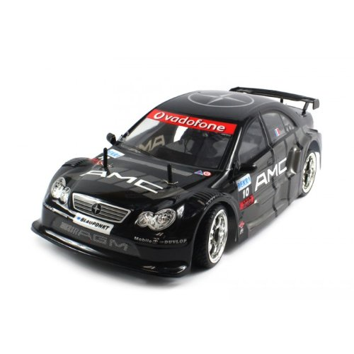 Electric Full Function 1:10 CT Speed Racing Mercedes Benz CLK DTM AMG 10+MPH RTR RC Car (Colors May Vary)