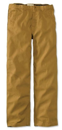 Foundry Cloth Trousers / Tobacco, Tobacco, 36, Inseam: 30 Inch