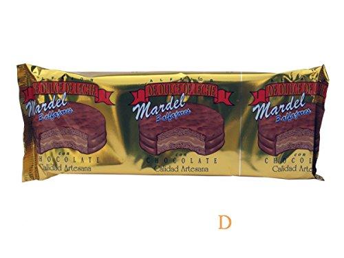 Alfajores-au-chocolat-Mardel-x-3