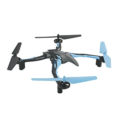 Dromida-Ominus-Unmanned-Aerial-Vehicle-UAV-Quadcopter-Ready-to-Fly-RTF-Drone-Blue