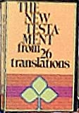 img - for The New Testament from 26 Translations book / textbook / text book