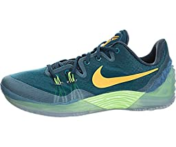 Nike Zoom Kobe Venomenon 5 Mens Basketball Sneakers Style# 749884-383 (9.5 M US, Radiant Emerald/Laser Orange/Volt)