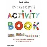 Everybody's Activity Book: Cut, Stick, Colour!by Pascale Estellon