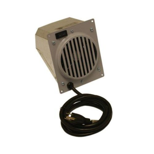 PROCOM HEATING PF06-YJLF-B Metal Wall Heater Blower (Procom Blue Flame Heater Blowers compare prices)