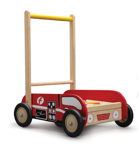 Wonderworld Fire Engine Walker