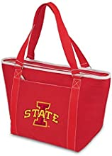 Picnic Time Topanga Iowa State Cyclones Embroidered Size21quot X 87quot X 13quot24-Can Capacity Colo