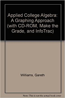 And algebra college calculus an approach applied pdf