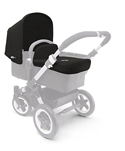 buy Bugaboo Donkey Tailored Fabric Set, Black for sale