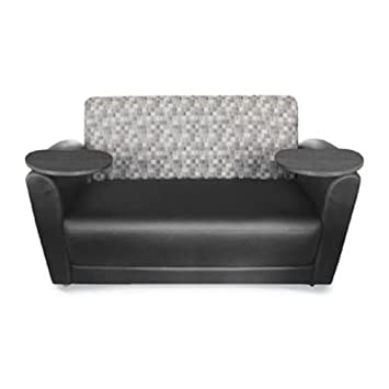 InterPlay Series Double Seat Tablet Sofa 822 by OFM @ Office Chairs Outlet