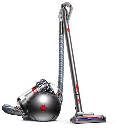 Dyson Cinetic Big Ball Absolute Cylinder vacuum cleaner 1.6L 1200W E Níquel...