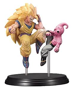 Goku vs Majin Buu: DragonBall Greatest Arts Mini-Figure Diorama (Japanese Import) [#4]