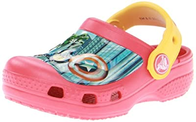 Crocs Marvel Avengers II Clog (Toddler/Little Kid)