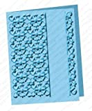 CUTTLEBUG Embossing Folder ' KIMBERLY'S CARD ' 2001225