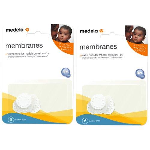 Medela Six Membranes (Set of 2) - 1