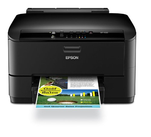 Workforce Pro Wp-4020 - Inkjet Printer - Color - Ink-Jet  - Black: 16 Ppm, Color