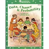 img - for Data, Chance & Probability: Grades 4-6 Activity Book book / textbook / text book