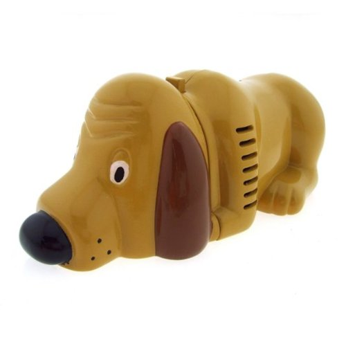 Animal Mini Tabletop Vacuum, Dog front-4161