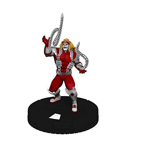 Heroclix Uncanny X-Men #042 Omega Red Figure Complete with Card (Omega Red Heroclix compare prices)