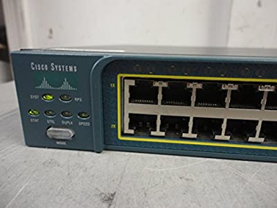 Cisco Catalyst 2950 24-Port Switch WS-C2950G-24-EI
