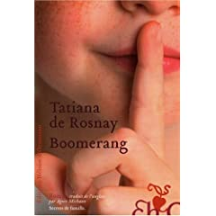 Boomerang - Tatiana de Rosnay