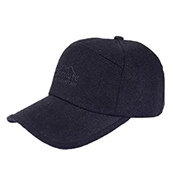 biwinky s fall winter warm baseball cap hat with