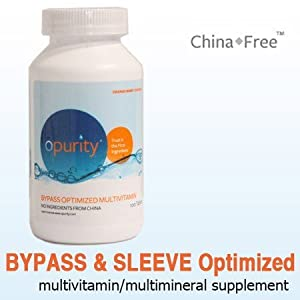 Opurity (R) Bypass & Sleeve Optimized Multivitamin - Chewable