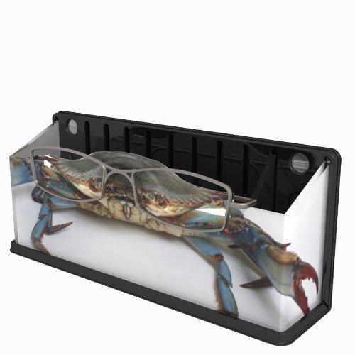 Got Yo Gifts Blue Crab Glasses Fun Caddy