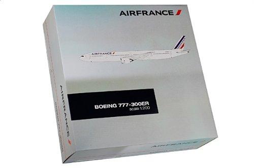 1:200 ジェミニジェット 200 G2AFR283 ボーイング 777-300ER ダイキャスト モデル Air フランス F-GSQA【並行輸入品】