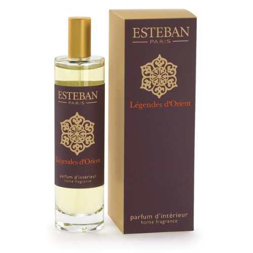 Esteban Legendes d'Orient Home Fragrance Room