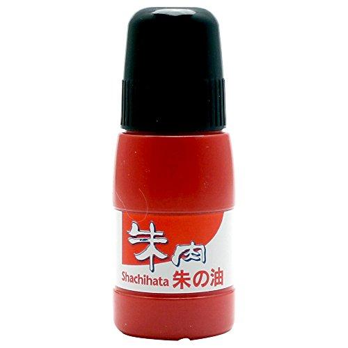 シヤチハタ 朱の油  OG-20