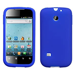 (Electric Blue) For HUAWEI M865(Ascend II): Cell Phones & Accessories