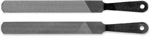Mercer Abrasives BFAR08-12 Fars Own Files with Handle, 8-Inch, 12-Pack