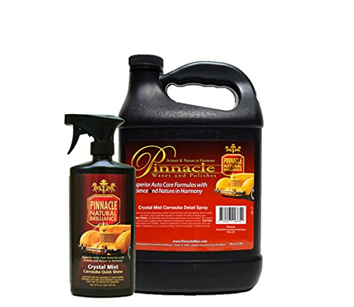 Pinnacle Crystal Mist Gallon & 16 oz. Combo (Instant Detailer Gallon compare prices)