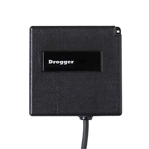 DG-PRO1 GPSレシーバー 最高更新レート18Hz 防水 みちびき対応 Bluetooth 高精度 GPS Receiver for Andr