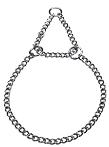 Pet Supply Imports Herm Sprenger Humane Choke Chain for Dogs, 1.5mm, 24-Inch