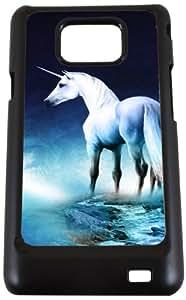 meSleep s2-34 Digital Print Hard Case for Samsung Galaxy S2 I9100